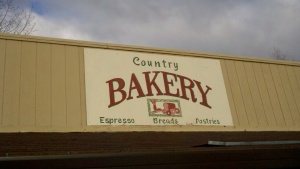 Country Bakery, Etna California